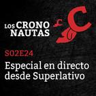S02E24 - Especial en directo desde Superlativo. Pasaje Teatro Griego.
