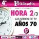 Segunda hora. 2/3. LAS SERIES DE TV DE LOS AÑOS 70