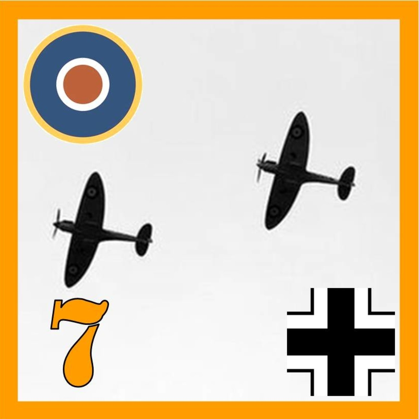 La Batalla de Inglaterra #7 El Ataque de las Águilas, 8 a 18 de Agosto de 1940