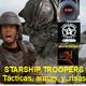 NdG Starship Troopers, Crossover con CB y RS, armas, tácticas,etc..