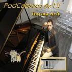 PodCastizo nº54: Toccata en A. Audiciones de música en un gabinete privado.