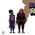 Base Omega 14: Blackhand Ironhead, de David López e Intensa, de Sole Otero