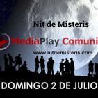 NOCHE DE MISTERIOS - Programa de radio conducido por Alfonso Trinidad - Domingo 2 Julio 2017