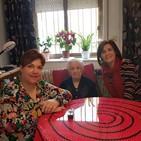 -Entrevista a Francisca la lectora de 90 años y usuaria de la biblioteca municipal-