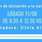 Silvia Alonso / Taller de iniciación a la narración