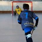 El Club de Hockey Villena, en el Día Sin Coche. SER DEPORTIVOS VILLENA