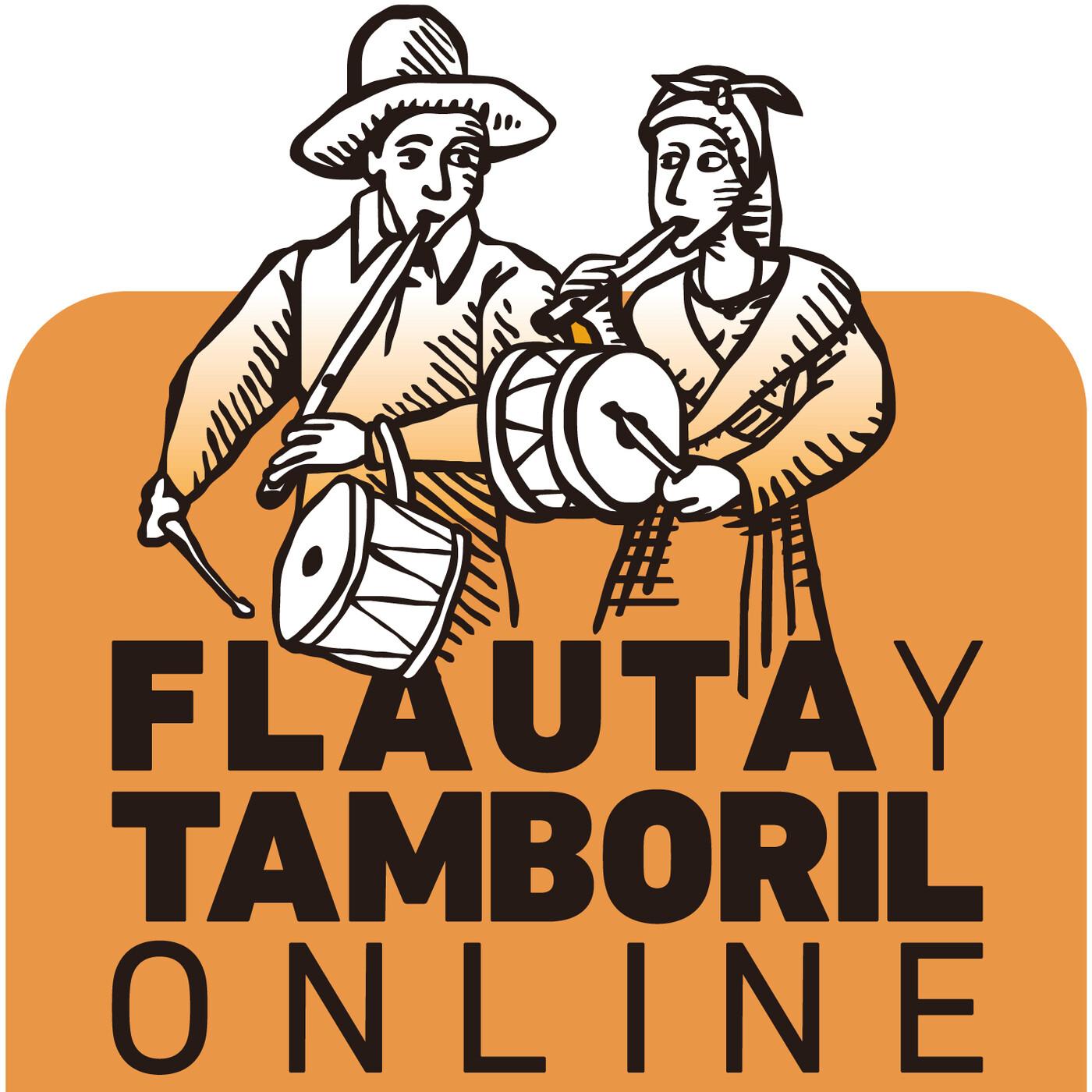 13. El Pasacalles en la flauta y tamboril