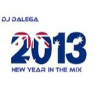 Dj Dalega - 2013 - New Year In The Mix