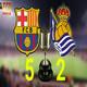Análisis Post-Partido #copadelrey #FCBarcelona 5 #RSociedad 2 El #Barça a semifinales dando un golpe de autoridad