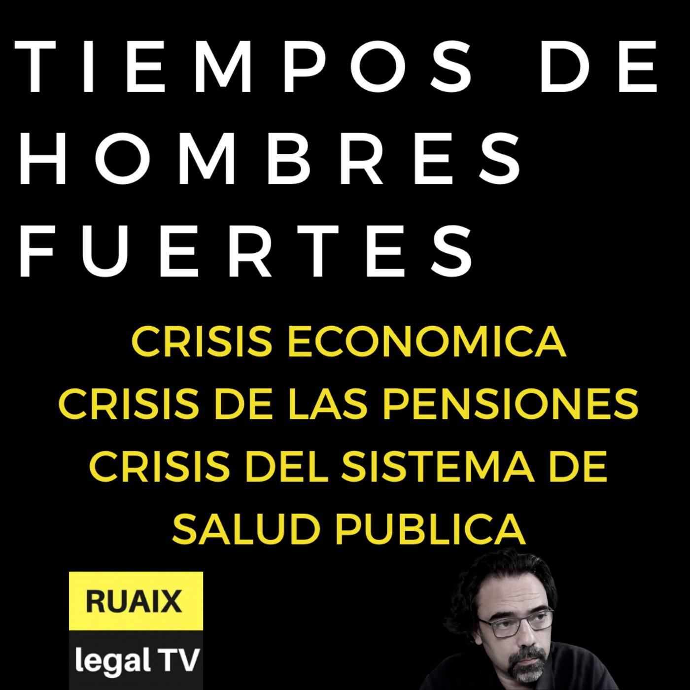 Estado de Bienestar | Crisis Economica | Pensiones de Jubilacion | Salud Publica