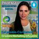 069 #eMarketerSocial entrevista a Estefania Cárdenas ponente de #CanariasDigital