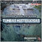 OAv. Tumbas Misteriosas con Manuel Jesús Segado-Uceda