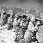 Momentos clave de La II Guerra mundial: 5- Stalingrado