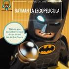 Batman La LegoPelícula Saliendo Del Cine