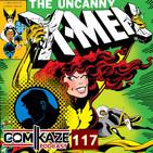 Podcast Comikaze #117: Dark Phoenix antes de las palomitas