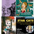 Paris con gatos y gatos de Paris: del gato de angora de Luis XV, a Balzac //Cristina Alvarez Pagan en el estudio.¡Pasen!