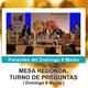 ALIMENTACIÓN VIVA Y CONSCIENTE - Mesa redonda, Turno de Preguntas 6º Congreso