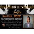 Entrevista a Gabriel Silva - Misterios resueltos de las piramides.