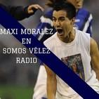 Entrevista Maxi Moralez somos Vélez Radio