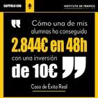#006 - Caso Real - Cómo una de mis alumnas ha conseguido 2.844€ en 48 horas con una inversión de 10€