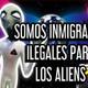 Los extraterrestres pusieron un muro galÁctico: ±no nos dejan salir!