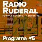 Radio Ruderal 05 - 23.06.2018 - Gentrificación y Aburguesamiento del barrio