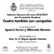 Solemne acto de Clausura del Curso Académico 2018/2019 con el concierto de piano «Cuatro también son compañía»