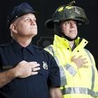 De policías y bomberos