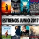 El podcast de C&R - 2X28 - ESTRENOS JUNIO '17: Wonder Woman, La momia, Piratas del Caribe 5, Twin Peaks y Cartelera