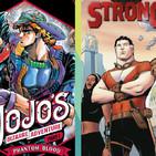 Base Omega Episodio 12 - de Jojo's Bizarre Adventure a Tom Strong!