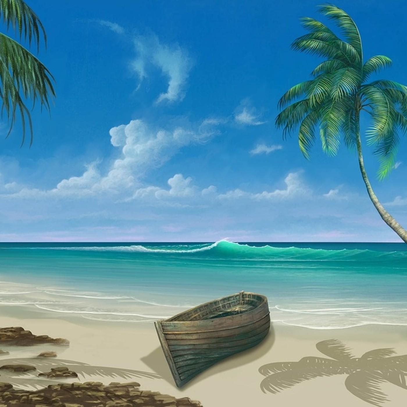 3 HORAS Olas del mar, piano y flauta   Sonidos de la naturaleza #3