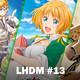 LHDM PODCAST #13: De la cancelación de Samurai 8, estrenos de temporada y películas anime