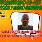 Joan Carles López - Geobiologia aplicada al Entorno Urbano - I CONGRESO DE BIOCONSTRUCCIÓN