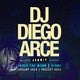 DIEGO ARCE - Under The Moon / Virgo - January 2020