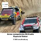 Arras competición DLVradio, Especial Dakar 17 enero