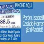Eduardo Aldiser con Oscar Pedro Juliano -11-5-16 Radio Nueva Argentina FM 88.5