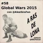 A Ras De Lona #58 - ROH/NJPW Global Wars 2015