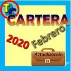 CARTERA MODELO CROWDLENDING - Actualización Febrero 2020 - Plataformas, Rendimiento, Estrategia...