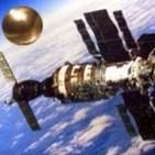 Dos Cosmonautas rusos hacen contacto con extraterrestes.