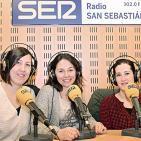 Entrevista Cadena Ser-Asociación Kabi Etxeak Gipuzkoa Elkartea Cadena Ser-en