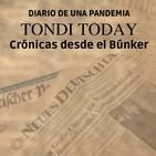 TONDI TODAY: Diario de una pandemia. 11