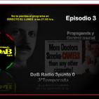 DaB Radio 3punto 0 Episodio 3 parte 1 de 2 Propaganda para el control salvemos la oxitocina