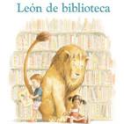 LEÓN DE BIBLIOTECA, por Jerson