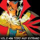 Tomos y Grapas, Cómics - Vol.2 Capítulo # 36 - Todo muy extraño