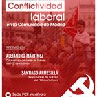 Conflictividad laboral en la Comunidad de Madrid