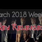 Kpop New Releases March 2018 Week 4