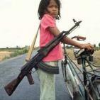 Comerciantes de armas.