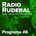 Radio Ruderal 04 - 19.05.2018 - Represión y campaña JorgeAbsolucion