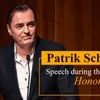 Patrik Schumacher's Speech during the Ceremony for Honor Graduates (November 2019)