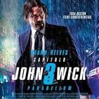 John Wick 3 y Casi Imposible